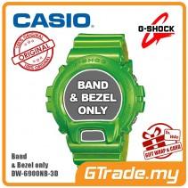 CASIO Original Band & Bezel | G-Shock DW-6900NB-3D