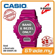 CASIO Original Band & Bezel | G-Shock DW-6900PL-4D