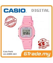 CASIO Kids Ladies LA-20WH-4A1V Digital Watch |Small Cute Petit