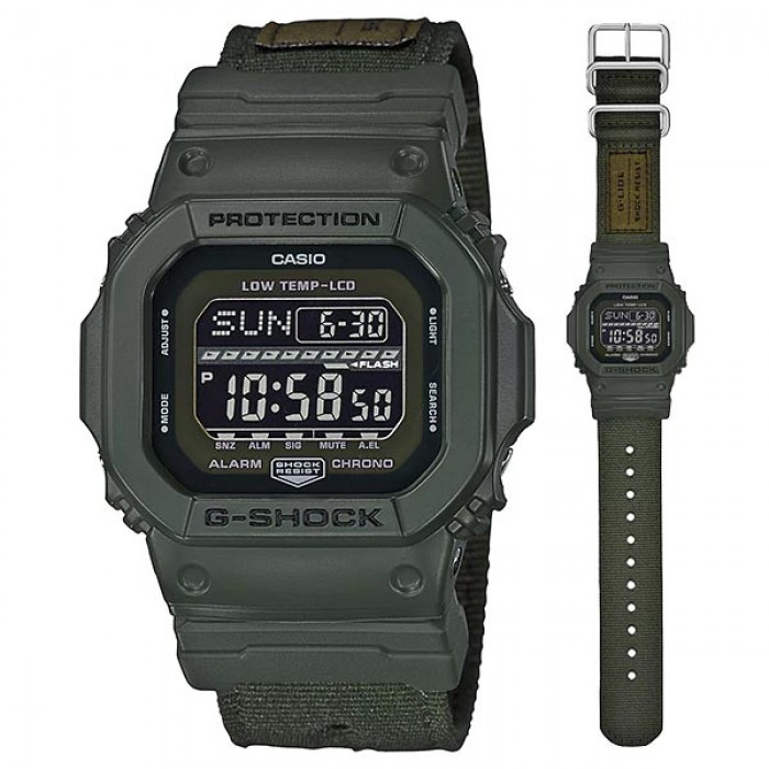 Casio G Shock Gls 5600cl 3d Men Digital Watch G Lide