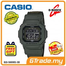CASIO G-SHOCK GLS-5600CL-3D Men Digital Watch | G-Lide Cloth Band