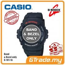 CASIO Original Band & Bezel | G-Shock G-101-1A