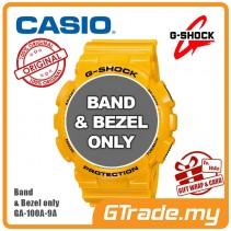 CASIO Original Band & Bezel | G-Shock GA-100A-9A