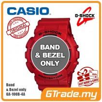 CASIO Original Band & Bezel | G-Shock GA-100B-4A