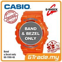 CASIO Original Band & Bezel | G-Shock GA-110A-4A