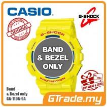 CASIO Original Band & Bezel | G-Shock GA-110A-9A