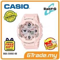 CASIO BABY-G BGA-230SC-4B Ladies Women Digital Watch | World Traveling