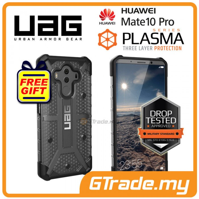 low priced e9b2c 127c4 UAG Urban Armor Gear Plasma Case Huawei Mate 10 Pro Ice *Free Gift