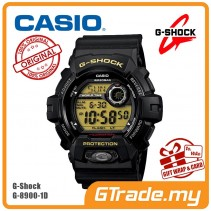 CASIO G-SHOCK G-8900-1D Men Digital Watch | Aluminum Bezel [PRE]