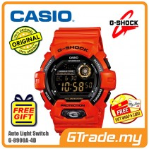 CASIO G-SHOCK G-8900A-4D Men Digital Watch | Aluminum Bezel