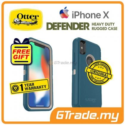 OTTERBOX Defender Belt Clip Holster Case Apple Iphone X Big Sur *Free Gift