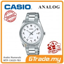 CASIO MEN MTP-1302D-7B3 Analog Watch | Arabic Numerals