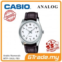 CASIO MEN MTP-1302L-7B3 Analog Watch | Arabic Numerals