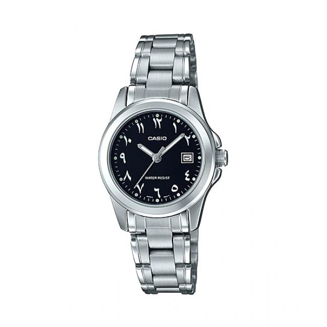 [READY STOCK] CASIO Women Ladies LTP-1215A-1B3 Analog Watch | Arabic Numerals