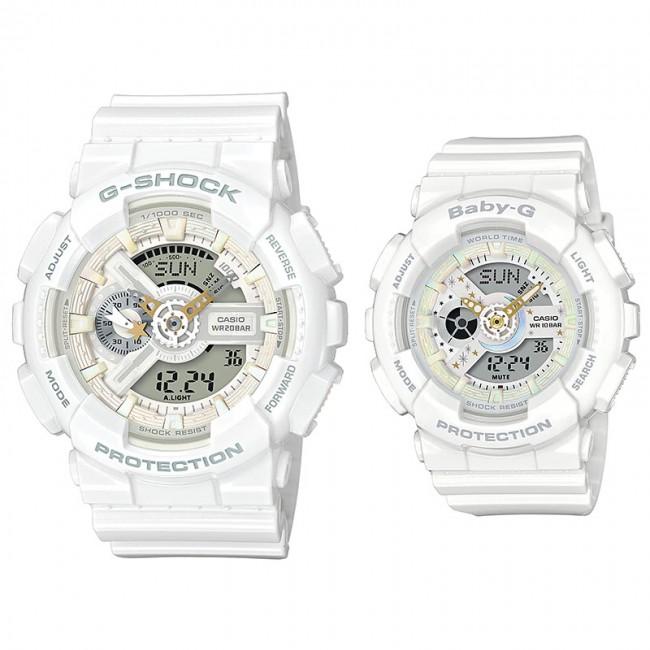 Casio G Shock Baby G Lov 17a 7a Couple Watch Lover