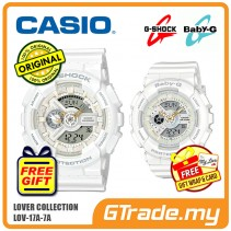 [READY STOCK] CASIO G-SHOCK BABY-G LOV-17A-7A Couple Watch | Lover Limited Edition