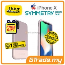 OTTERBOX Symmetry Graphic Slim Stylish Case Apple Iphone X Skinny Dip *Free Gift