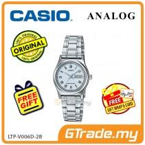 CASIO STANDARD LTP-V006D-2BV Analog Ladies Watch | Day Date Display