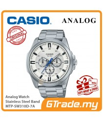 CASIO MEN MTP-SW310D-7A Analog Watch   Sweep Second Hand