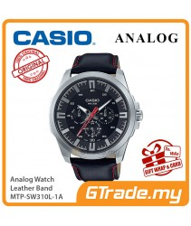 CASIO MEN MTP-SW310L-1A Analog Watch   Sweep Second Hand