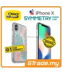 OTTERBOX Symmetry Clear Slim Stylish Case Apple Iphone X Easy Breezy
