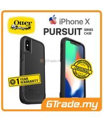 OTTERBOX Pursuit Thin Stylish Tough Case Apple Iphone X Black