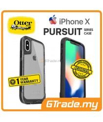 OTTERBOX Pursuit Thin Stylish Tough Case Apple Iphone X Clear