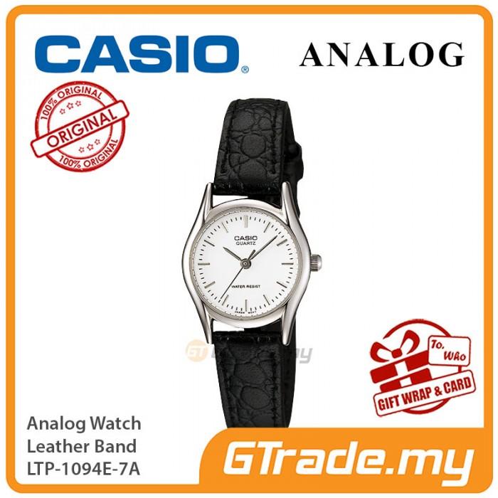 891d2b68304 CASIO Women Ladies LTP-1094E-7A Analog Watch
