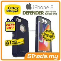 OTTERBOX Defender Belt Clip Holster Case Apple Iphone 8 7 Stormy Peaks