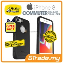 OTTERBOX Commuter Dual Layer Tough Case Apple Iphone 8 7 Black