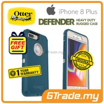 OTTERBOX Defender Belt Clip Holster Case Apple Iphone 8 7 Plus Big Sur *Free Gift