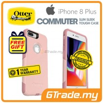 OTTERBOX Commuter Dual Layer Tough Case Apple Iphone 8 7 Plus Ballet Way *Free Gift