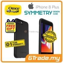 OTTERBOX Symmetry Slim Stylish Case Apple Iphone 8 7 Plus Black *Free Gift