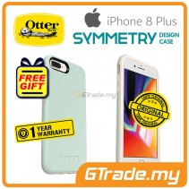 OTTERBOX Symmetry Slim Stylish Case Apple Iphone 8 7 Plus Muted Waters *Free Gift