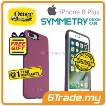 OTTERBOX Symmetry Slim Stylish Case Apple Iphone 8 7 Plus Mix Berry Jam *Free Gift