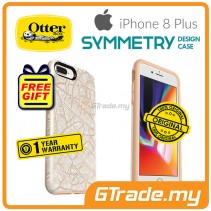 OTTERBOX Symmetry Graphic Slim Stylish Case Apple Iphone 8 7 Plus Throwing Shade *Free Gift