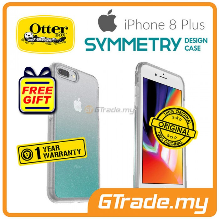 lowest price 8176c 79906 OTTERBOX Symmetry Clear Slim Stylish Case Apple Iphone 8 7 Plus ...