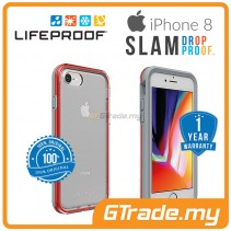 LIFEPROOF Slam Case Apple Iphone 8 7 Lava Chaser