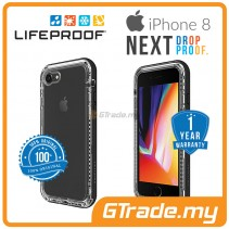 LIFEPROOF Next Shield Tough Case Apple Iphone 8 7 Black Crystal