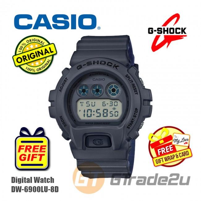 CASIO G-SHOCK DW-6900LU-8D Men Digital Watch | New Design [PRE]