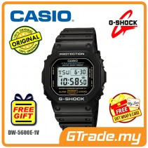 CASIO G-SHOCK DW-5600E-1V Men Digital Watch | Tough & Rugged