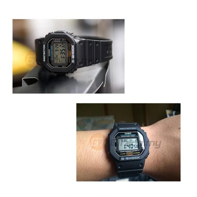 CASIO G-SHOCK DW-5600E-1V Men Digital Watch | Tough & Rugged