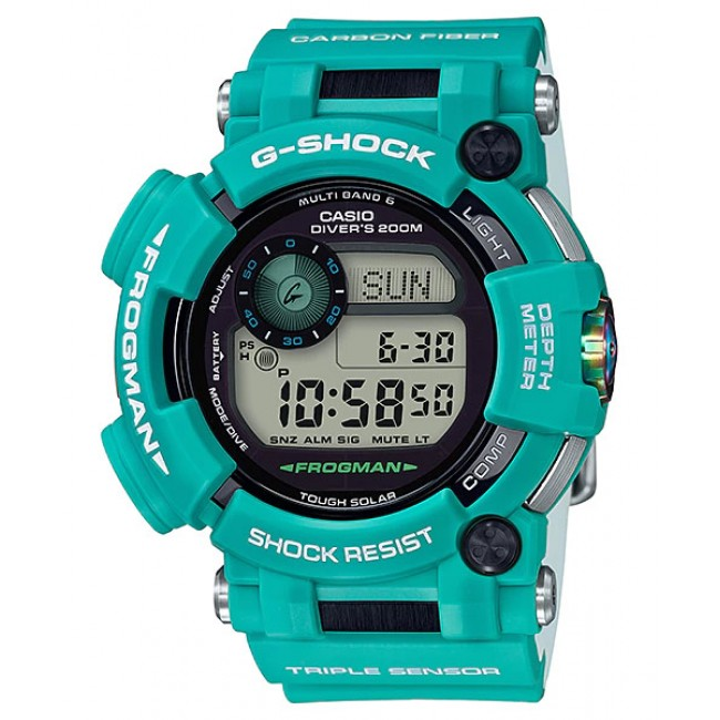 CASIO FROGMAN GWF-D1000MB-3D Men Digital Watch