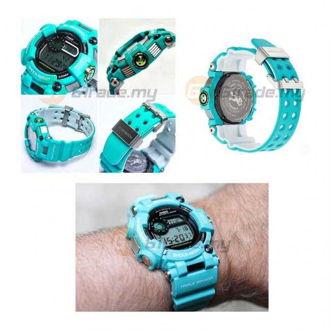 CASIO G-SHOCK GWF-D1000MB-3D Men Digital Watch | Frogman