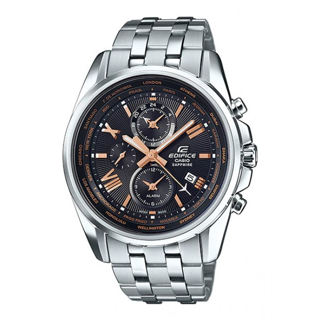 CASIO EDIFICE EFB-301JD-1A Chronograph Watch | Smart Design