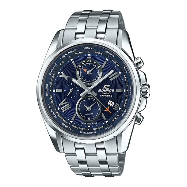 CASIO EDIFICE EFB-301JD-2A Chronograph Watch   Smart Design
