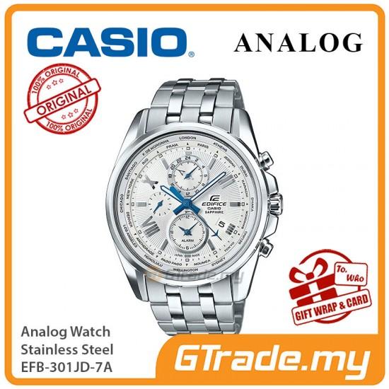 CASIO MEN EFB-301JD-7A Analog Watch | Sapphire Crystal