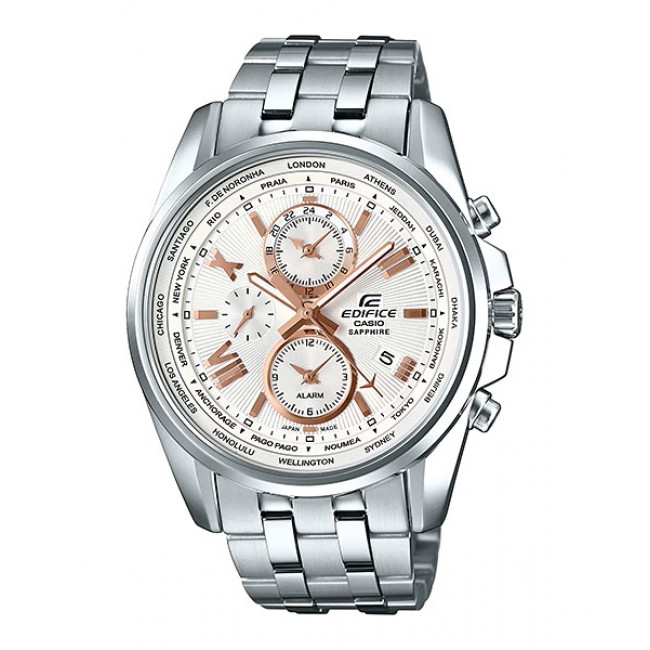 CASIO EDIFICE EFB-301JD-7A9 Chronograph Watch | Smart Design