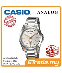 CASIO MEN MTP-1370D-7A2 Analog Watch | Date Display Simple Easy