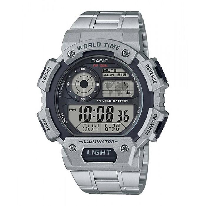 Ready Stock Casio Men Ae 1400whd 1a Digital Watch